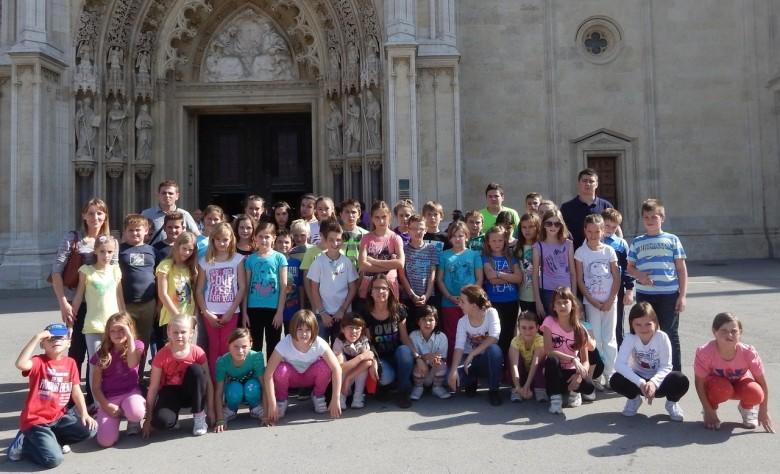 Dječji zbor župe svetog Jurja